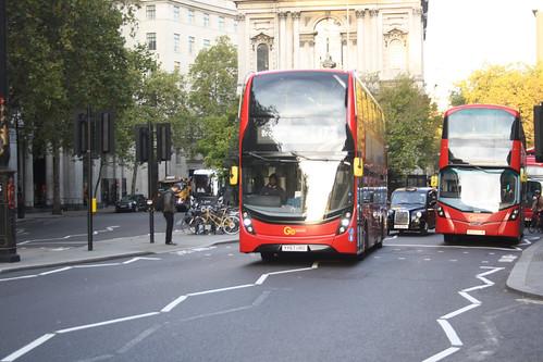 Go-Ahead London EH185 YY67URO
