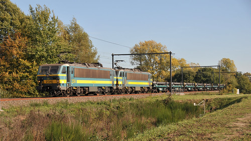 Lineas 2134 + 2149 Linkhout 13.10.2018