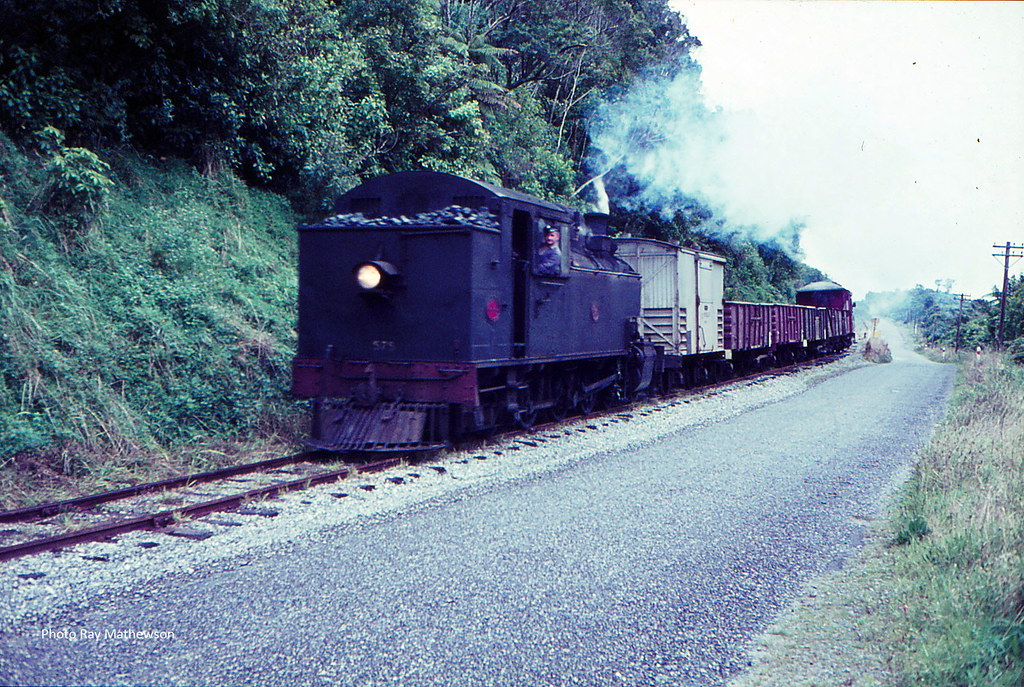 Not too far from Seddonville 1969