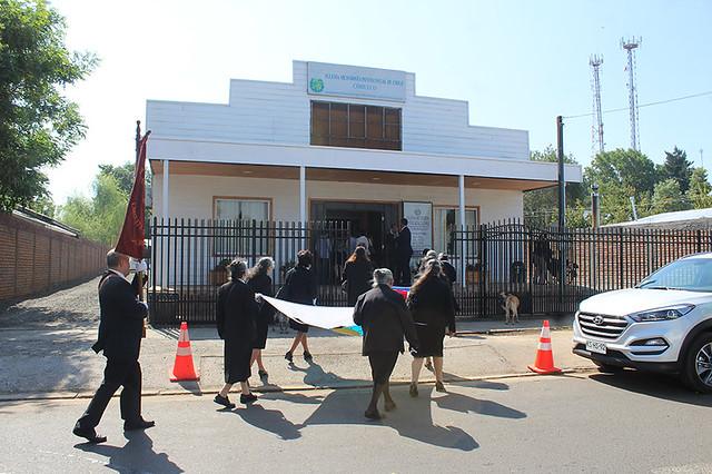 Nombramientos pastores IMPCH Coihueco