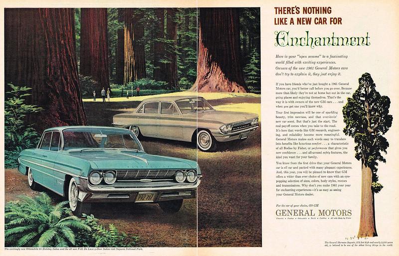 1961 Oldsmobile
