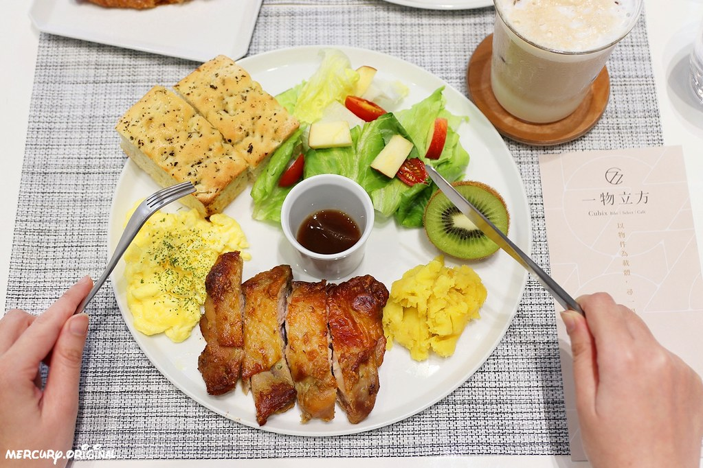 31884182127 d38d23fc53 b - 熱血採訪|一物立方cubix,輕食早午餐咖啡甜點,結合日系選物、公路單車