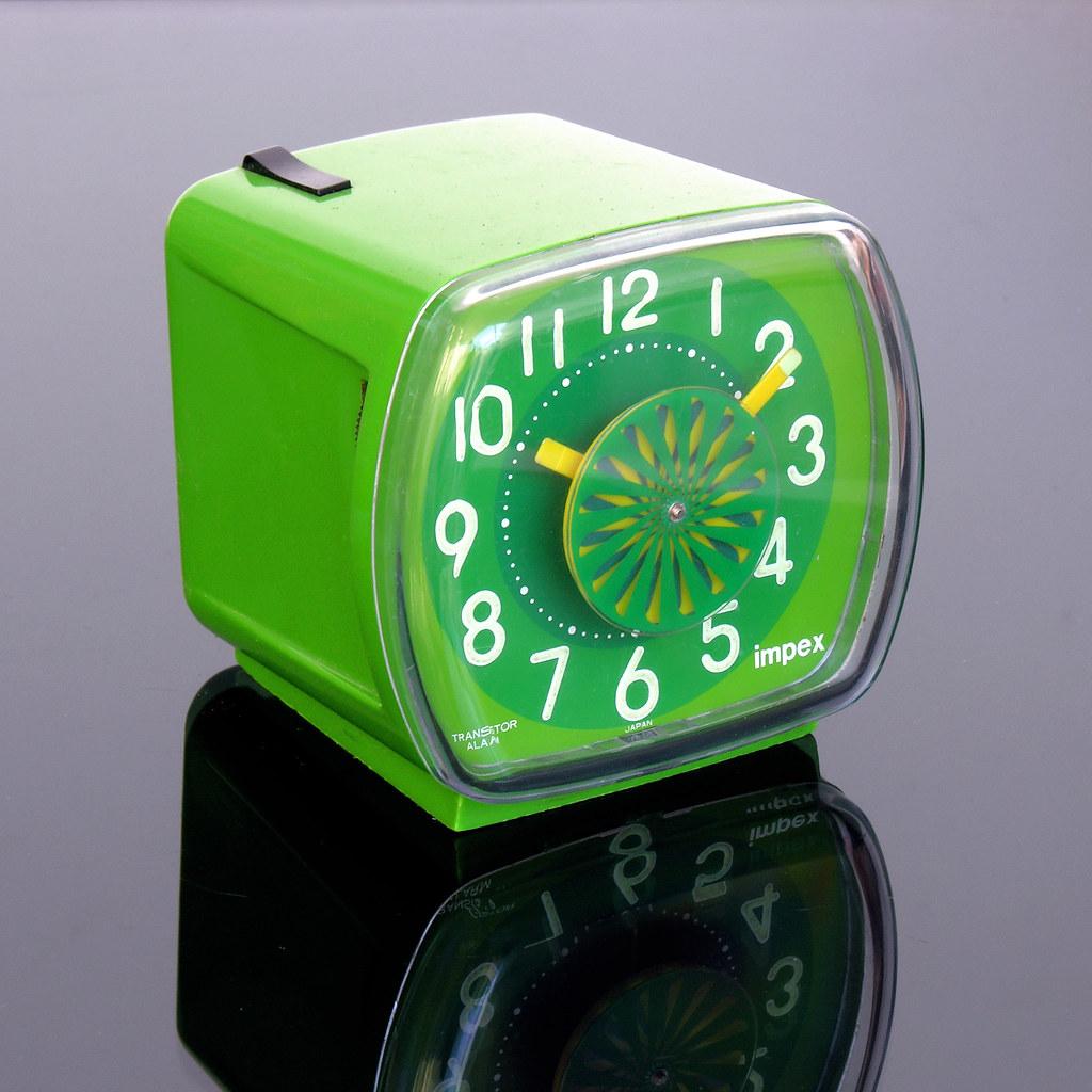 IMPEX Alarm Clock | vicent zp | Flickr