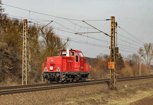 714 108 DB Netz Notfalltechn. Klein Schneen
