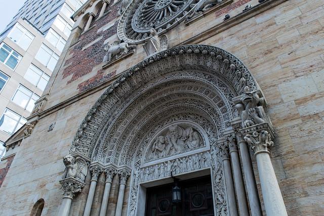 St John Nepomucene, Manhattan