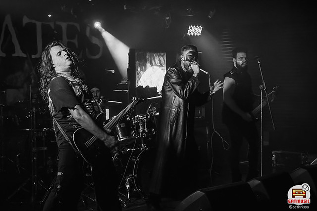 25/03/19 At The Gates + Temnein + Unhuman Insurrection @ ZAL СПб