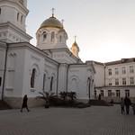 Неделя 3-я Великого поста, Крестопоклонную,  в Свято-Вознесенском кафедральном соборе города-курорта Геленджик