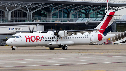 ATR 72-600 F-HOPX HOP!