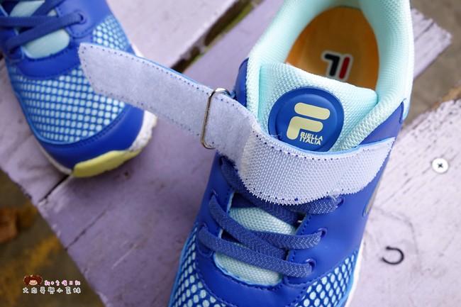 FILA 兒童氣墊慢跑鞋 足弓支撐鞋墊 (17)