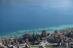 Lake Annecy @ Croix de Chuguet @ Hike to Sentier des 3 Croix @ Semnoz