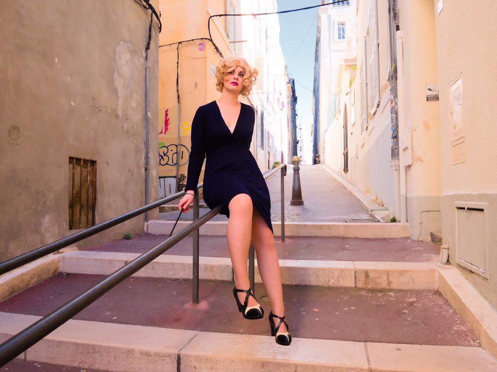 related image - Shooting Les Animaux Fantastiques - Queenie Goldstein - Le Panier - Marseille -2018-12-24- P1444875