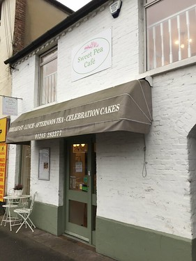 Sweet Pea Cafe, Chelmsford