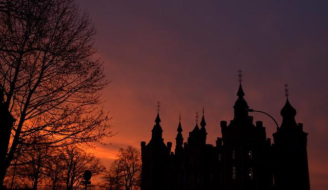Dilbeek Castle