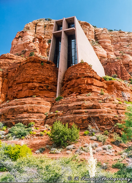 Holy Cross Church- Sedona AZ.