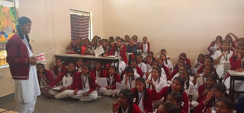 School Dental education Program India