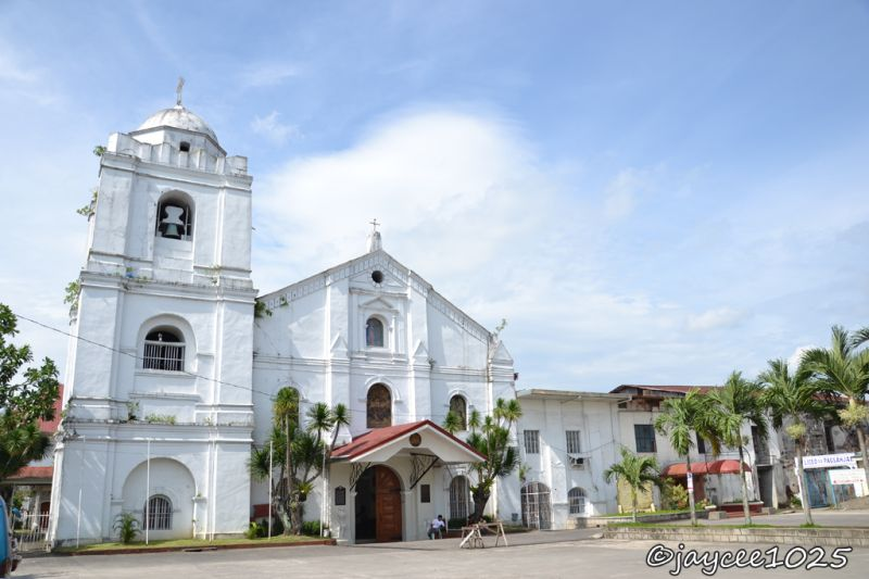 Pagsanjan church