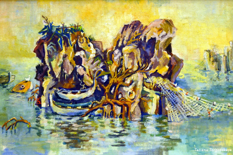Картина Бориса Вуйовича