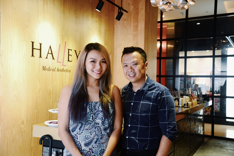 Dr Terence Tan Halley Medical Aesthetics