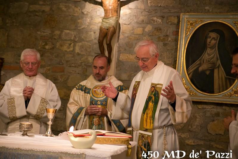Feast of St. Mary Magdalen de'Pazzi