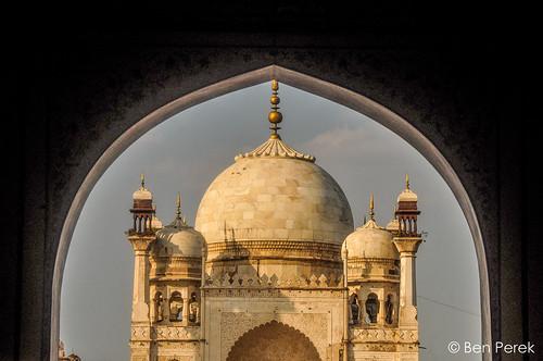 Bibi Ka Maqbara, Aurangabad, India