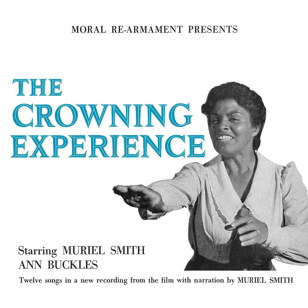 Muriel Smith, Ann Buckles - The Crowning Experience