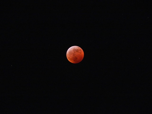 Super Blood Moon, Nikon COOLPIX L830