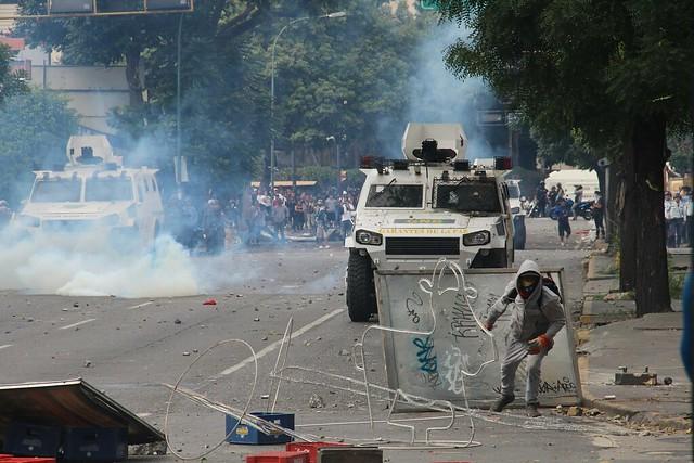 23.01.19 Marcha, Protesta y Represión