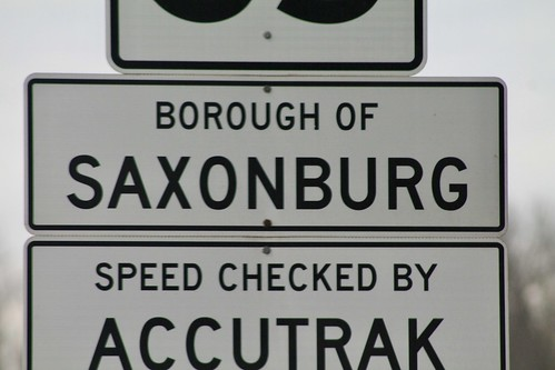 Saxonburg, Butler County