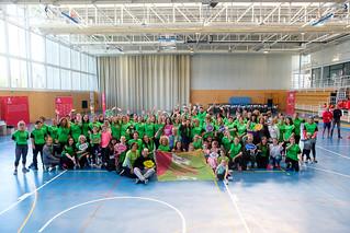 III Maratón Solidario UR