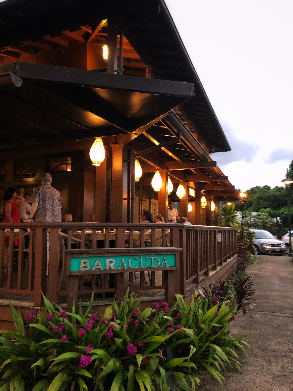 Bar Acuda Hanalei Best Restaurant Kauai