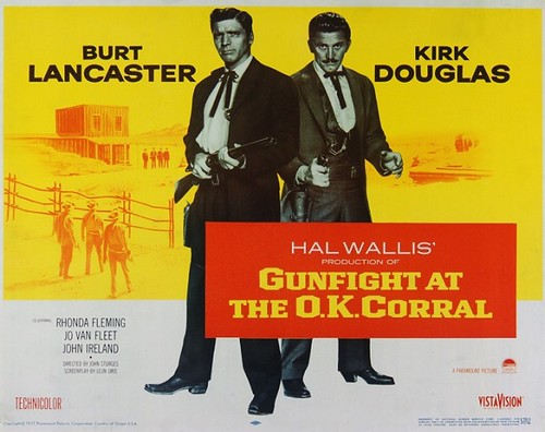Gunfight at the O.K. Corral - Poster 9