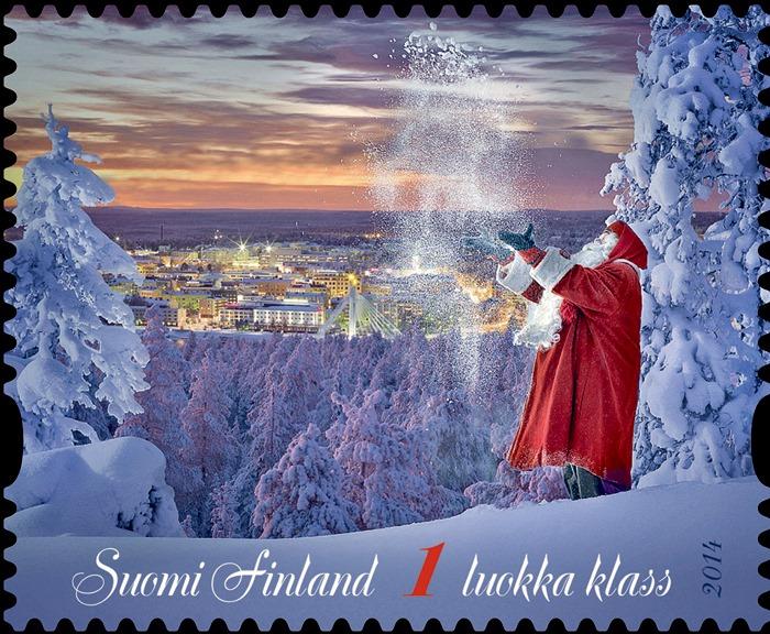 Finland - Santa Claus (2014)