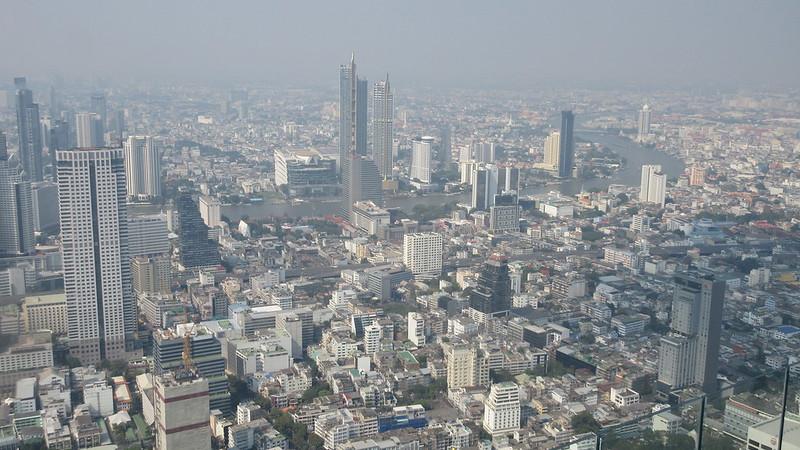 Mahanakhon Sky Walk Bangkok