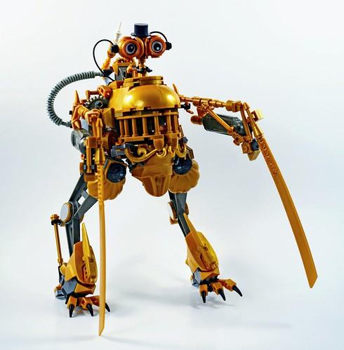 Gentleman Bot