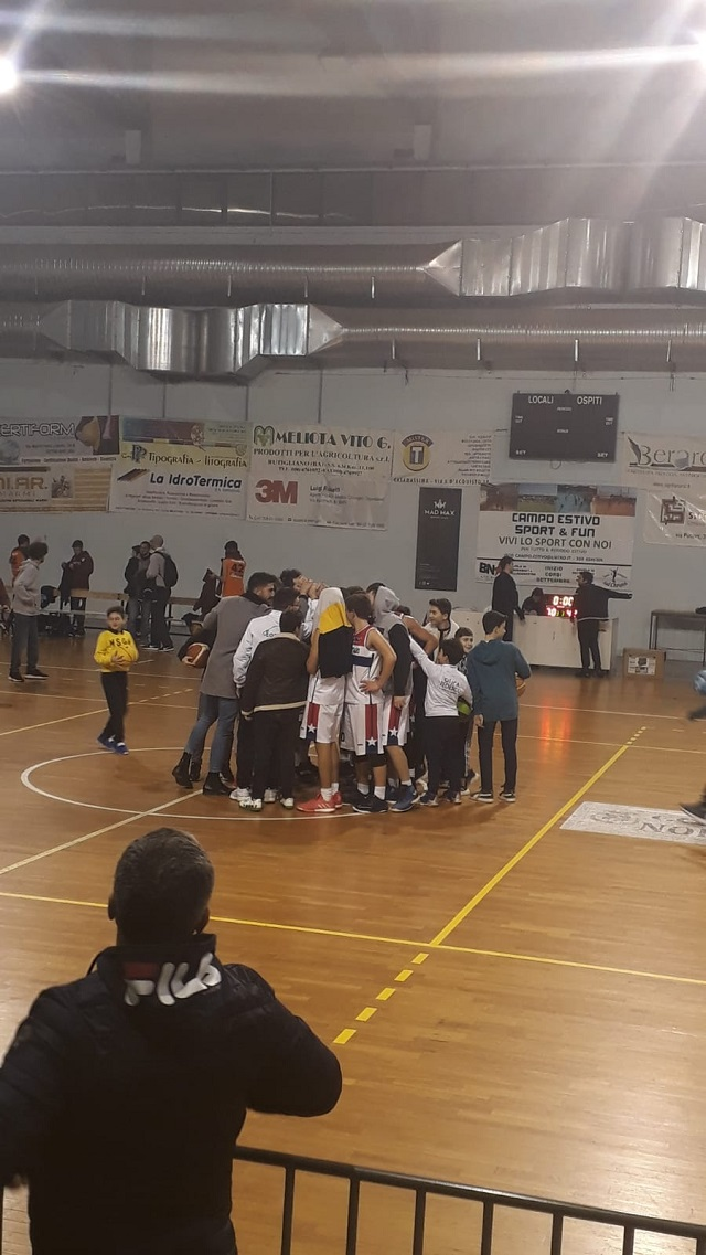 Noicattaro. basket intero