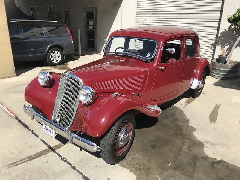 For Sale: 1954 Traction Avant Light 15