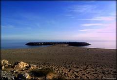La plage en février - Photo of Saint-Laurent-de-la-Salanque