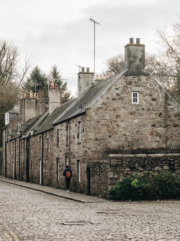 Powis Gate - Old Aberdeen