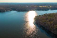 Burke Lake Sunset