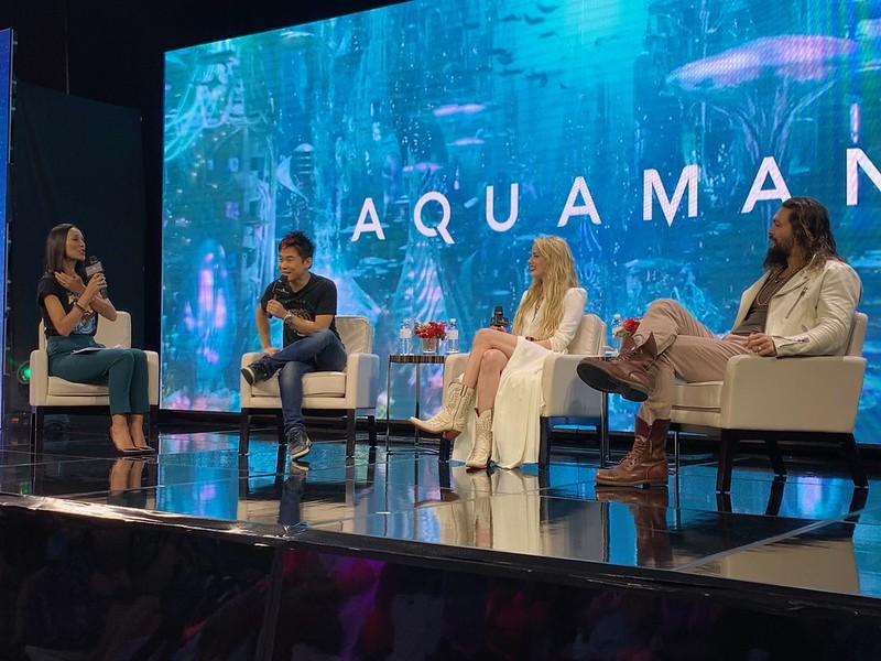 Filem Aquaman di Manila