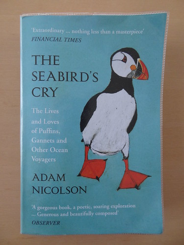 The Seabird's Cry - Adam Nicolson | by Mary Loosemore