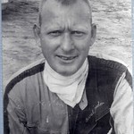 Orval Yeadon, Columbus, IN winner of the 1965 Eldora 500 Super Modified is one of many entries for Sunday's modified program. Four heats, a trophy dash, consy, and a thirty lap feature.