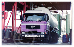 shiloe1514 posted a photo:	Foden 4000 Tanker, F60 TFA, Arclid Transport Ltd, Sandbach
