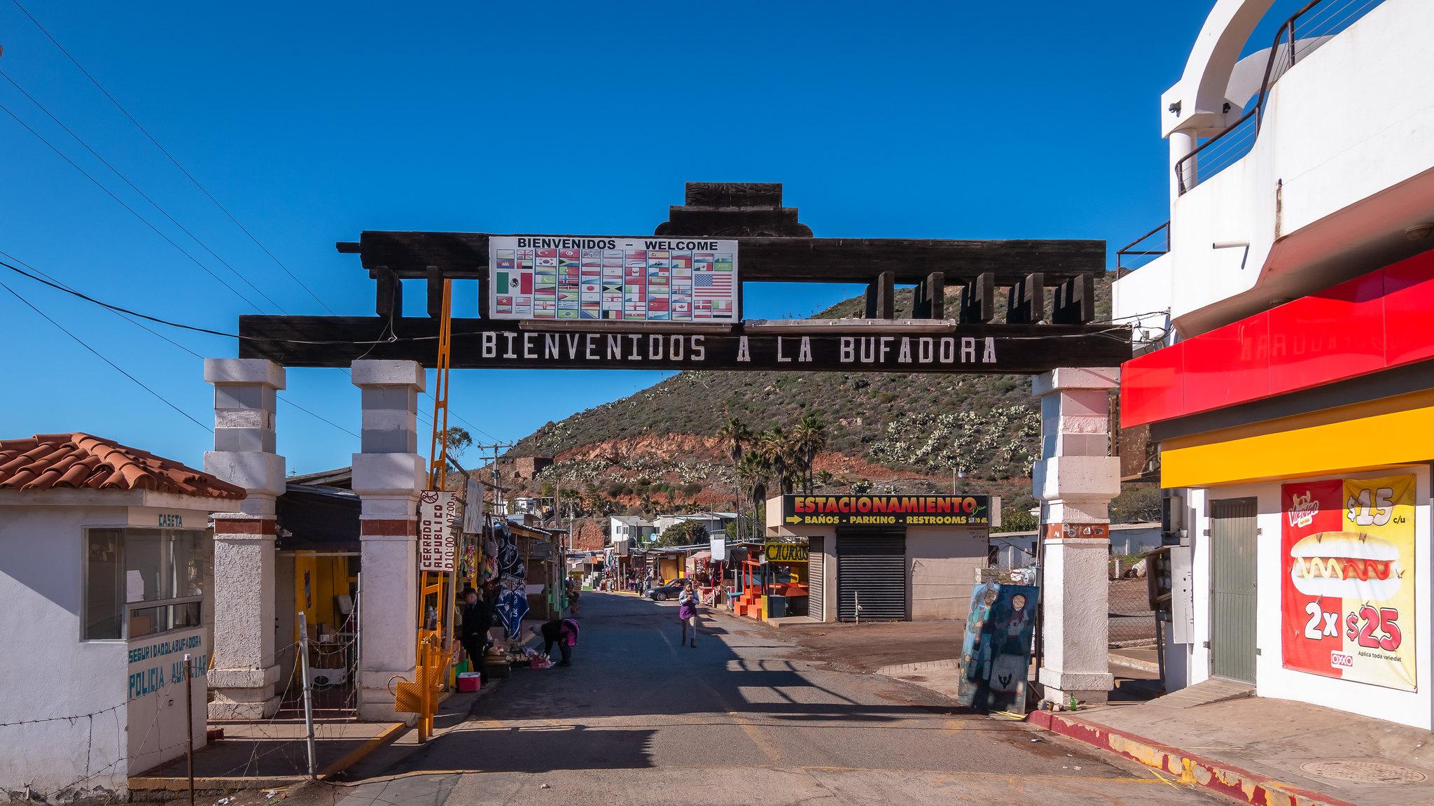 La Bufadora - Basse-Californie - [Mexique]