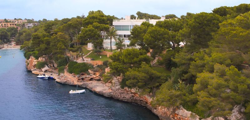 The house in Ibiza