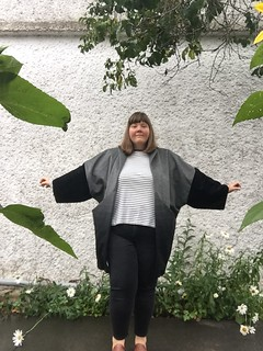 Papercut Patterns Sapporo Coat Plus Size Review