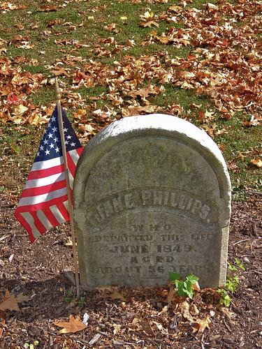 Jane Phillips 1849