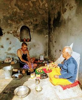 Puja . India