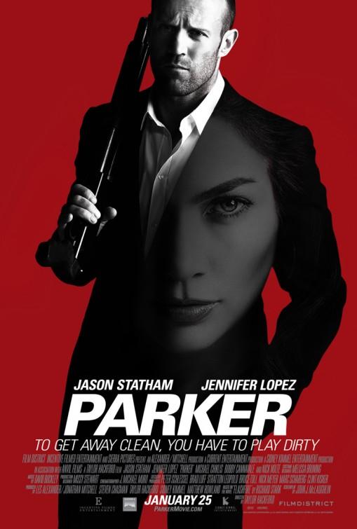 Parker - Poster 1