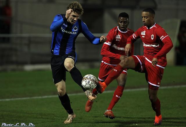 Beloften Club Brugge - Antwerp Beloften